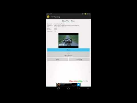 FindThatSong: How to download song from Shazam or SoundHound