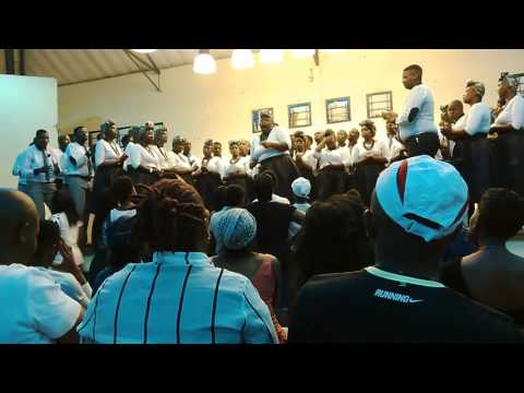 MIGHTY OH LORD CHOIR
