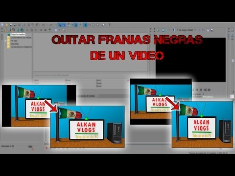 Tutorial: Quitar franjas negras de un video (laterales o superior e inferior)