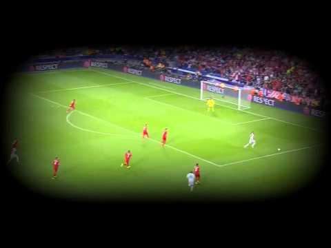Karim Benzema vs Sevilla 12 08 2014
