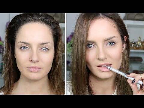 the perfect easy  affordable makeup for work  youtube