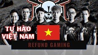 REFUND GAMING top 1 - Người Việt Nam để lại dấu ấn tại giải đấu PUBG lớn nhất 2018 | REFUND PGI 2018