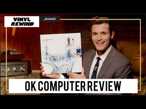 Vinyl Rewind - Radiohead - OK Computer vinyl album review