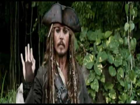Jack Sparrow O Swoich Planach Na Wakacje...