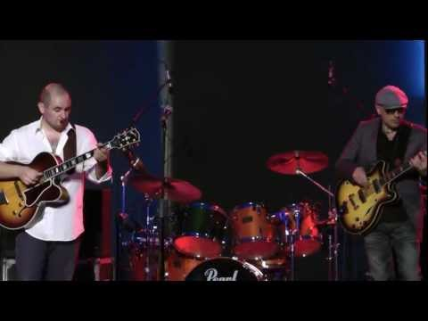 Daniele Cordisco quartet feat. Dario Deidda @ Eddie Lang Jazz Festival 2011 - Teach Me Tonight