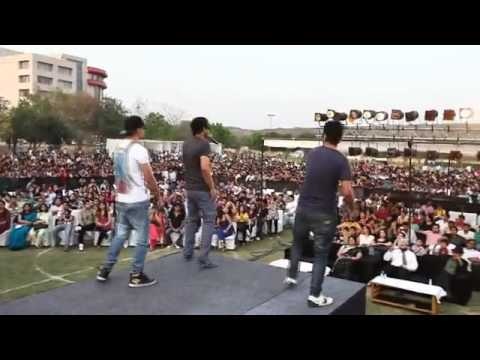 YO YO HONEY SINGH WITH MAFIA-MUNDEER  AIT GURGAON