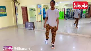 WUGE DANCE TUTORIAL -by- LIL SMART ''' As e day go - Naira Marley