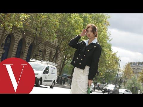 謝沛恩的巴黎時裝週小日記,浪凡Lanvin台前幕後直擊