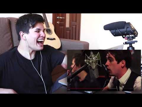 Vocal Coach Reaction to Brendon Urie's Best Live Vocals