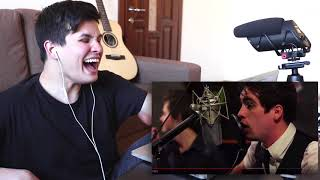 Download Lagu Vocal Coach Reaction to Brendon Urie's Best Live Vocals Gratis STAFABAND
