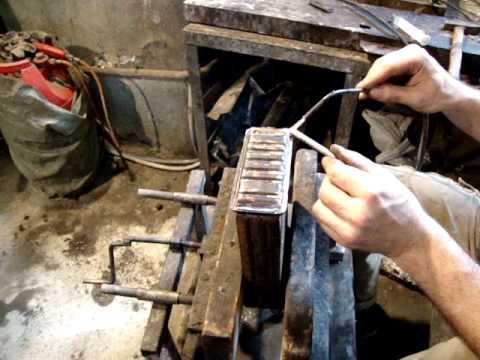 Ремонт радиаторов печки