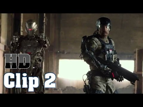 ROBOCOP - Clip 2 English|Full-HD