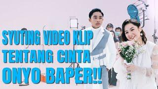 Download lagu The Onsu Family - Syuting video klip tentang Cinta, Onyo BAPER!!