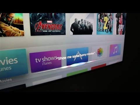 New Apple TV: Test Driving Siri, Remote and Apps