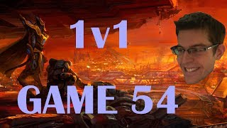 Needed to Spend My Money - StarCraft II 1v1 - [Game 54]