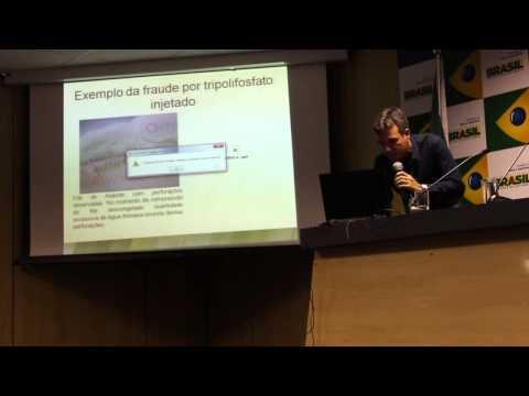 """MPA promove palestra """" Fraudes em Pescado""""."""