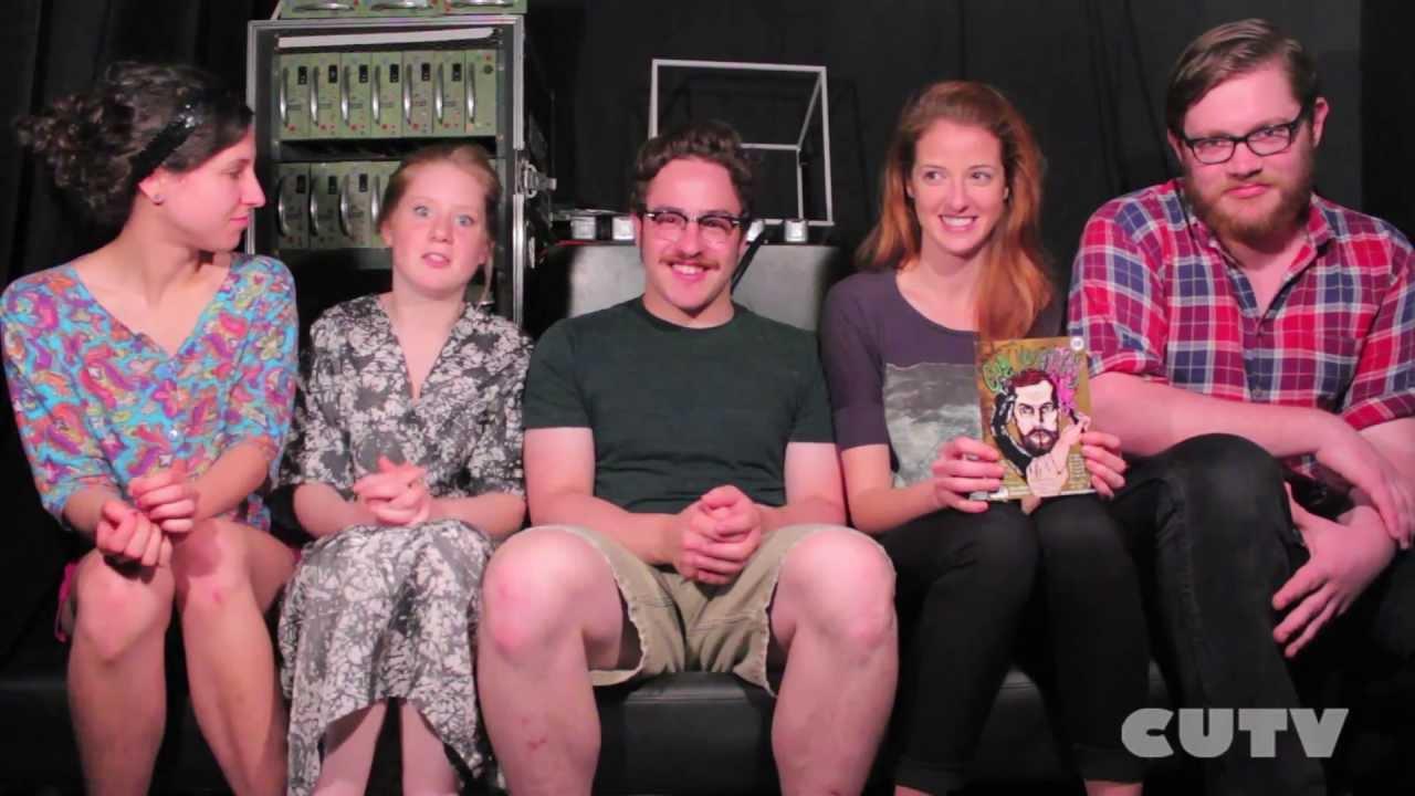 Fringe Interview Series CUTV - GOOD HOUSEKEEPING