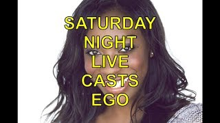 SATURDAY NIGHT LIVE CASTS EGO NWODIM AS FEATURED PLAYER, ADDS FOUR WRITERS