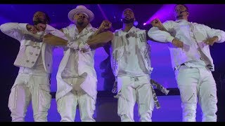 "B2K performs ""Girlfriend"" live; Millennium Tour Baltimore 4K Quality"