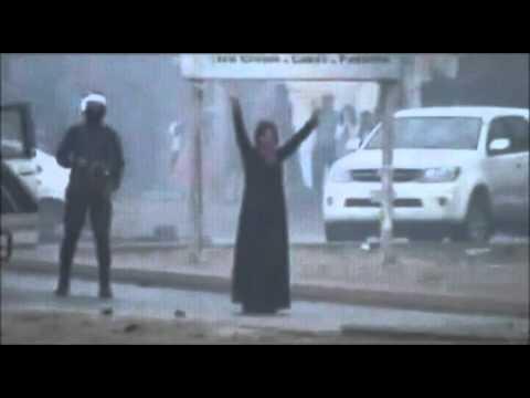 زينب الخواجة تقف في وجه المرتزقة في تحدي Nov.26/2011 Music Videos