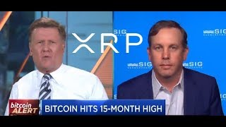 Ripple vs. Swift, XRP Set To Skyrocket And CNBC Shouting Bitcoin 11K