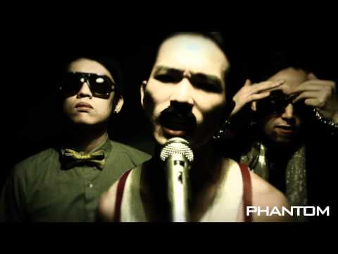 Freddie 'phantom' Mercury Singing The Boys(snsd) video
