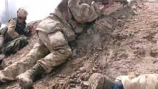 War In Iraq  الحرب على العراق مونتاجي   .wmv