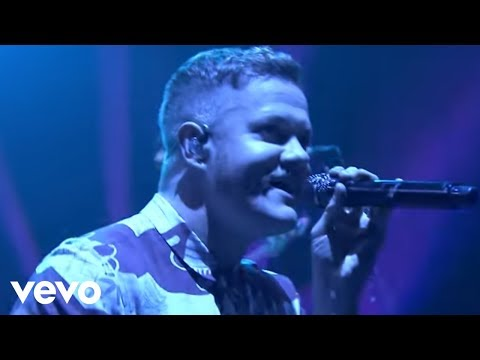 Cover Lagu Imagine Dragons - Thunder (Live On The Tonight Show Starring Jimmy Fallon/2017)