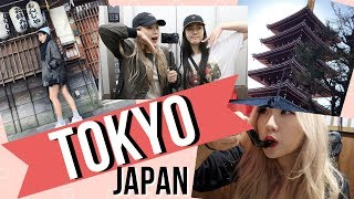 13 Things to do in Tokyo   Travel Vlog   Kate Kim