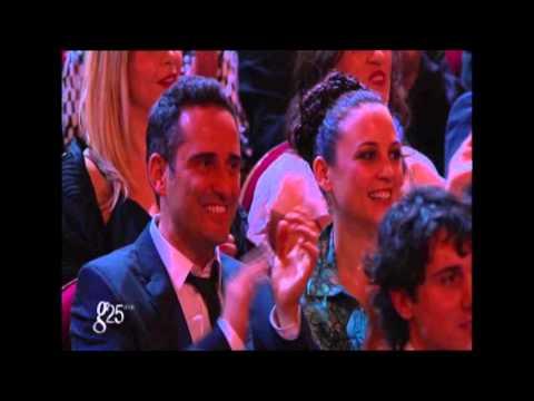 Número musical de los 25 Premios Goya (2011)