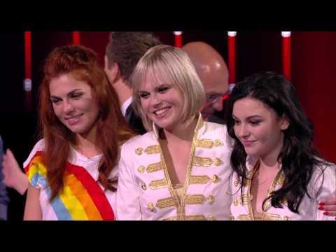 Afscheidslied voor Lauren, Jindra en Lisa | K3 zoekt K3 | SBS6