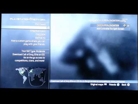 MW3 Prestige Hack!! (From 0 to 20 in less than 20 seconds!)