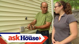 How to Bring Hot Water Outside | Ask This Old House