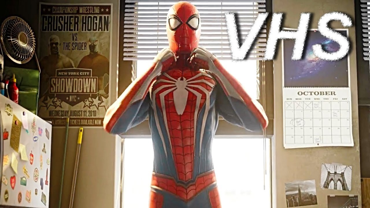 Смотреть трейлер новый человек паук 2018