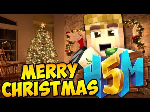 MERRY CHRISTMAS! | HOW TO MINECRAFT 5! (H5M) Ep.17