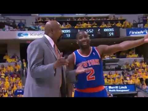 NBA CIRCLE - New York Knicks Vs Indiana Pacers Game 3 Highlights - 11 May 2013 NBA Playoffs