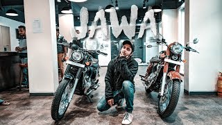 Royal Enfield owner rides JAWA motorcycle for the first time | Jawa &  jawa 42 | personal opinion