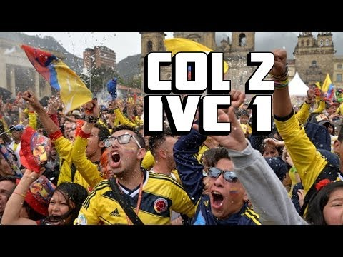 Does Colombia Have The Best Goal Celebrations? [Colombia vs. Ivory Coast Recap]