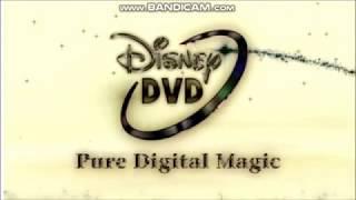 Mess Up Around With Disney DVD Logo (2001-2007)