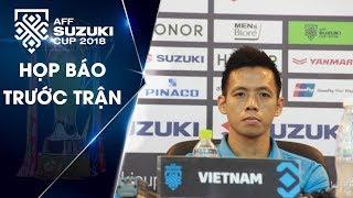 Đội trưởng Văn Quyết kêu gọi các đồng đội quyết tâm đánh bại Malaysia | VFF Channel