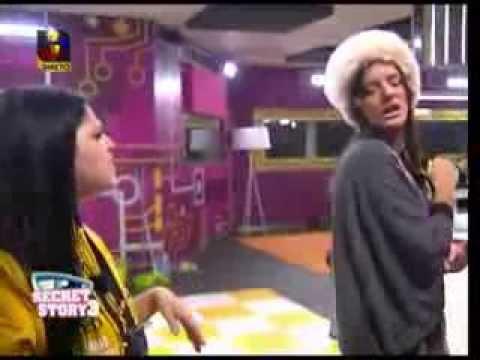 Secret Story 3 - Une violente discussion entre Petra et Tatiana