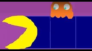 Pacman Tetris | pacxon