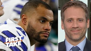 The Cowboys only win against garbage teams – Max Kellerman | First Take