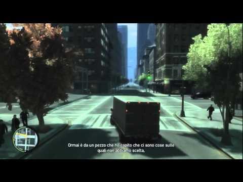 GTA IV: Signora occhio al semaforo, arriva il corriere :D