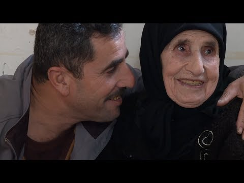 Lebanon: Syrian Refugee Turns 100