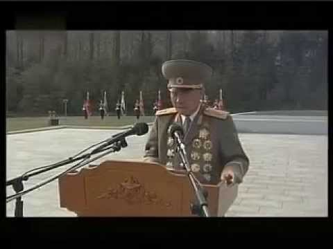 North Korean armed forces celebrate re election of Kim Jong Un