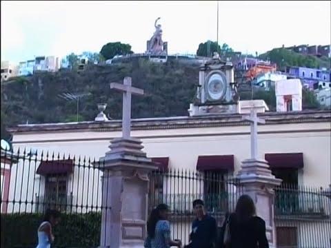 CIUDAD DE GUANAJUATO GUIA PARA CONCER SUS RIQUEZAS  PARTE UNO