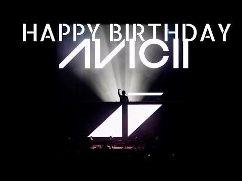 HAPPY BIRTHDAY AVICII!