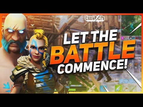 LORD BROTHER COMMANDS HIS ARMY! 50v50 WITH STREAM SNIPERS (Fortnite BR Full Game)