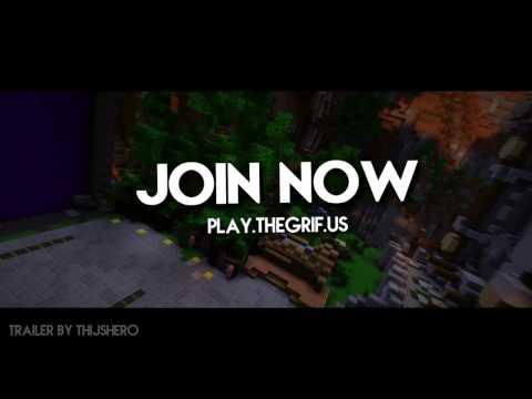 My Minecraft server: The Grif   Cracked & 24/7   Read description!